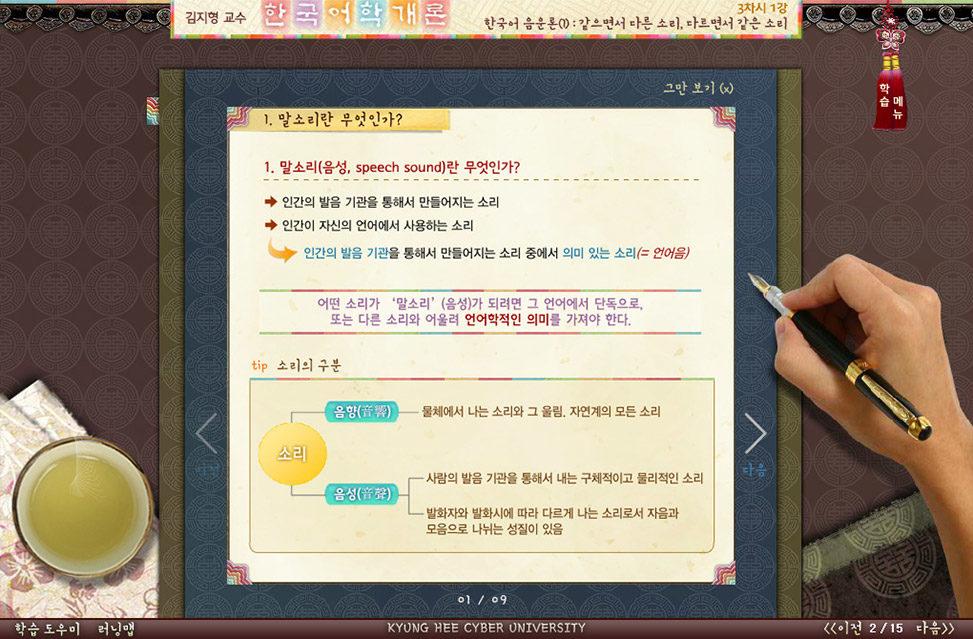 한국어학개론